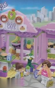 آبميوه فروشي Fruit Juice Shop 317pcs XO96019