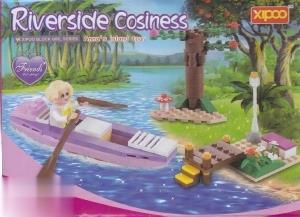 قايقسواري Riverside Cosiness 100pcs XP96015