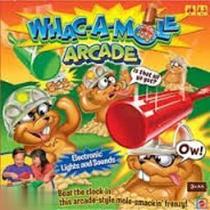 Whac A Mole 8115