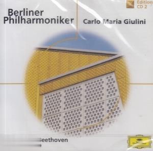 Berliner Philharmoniker Beethoven Symphonien 9 CD 2