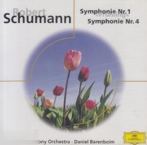 Robert Schumann Symphonie 1 & 4
