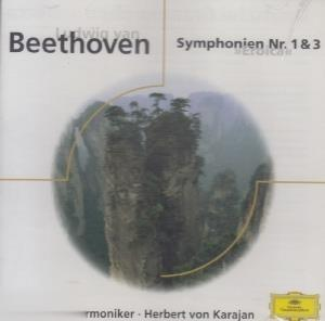 Ludwig Van Beethoven Symphonien 1 & 3