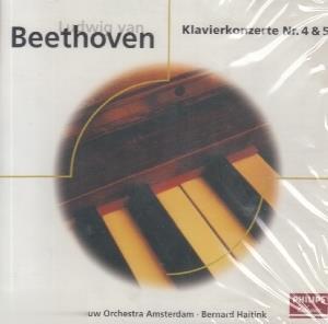 Ludwig van Beethoven Klavierkonzerte 4 & 5