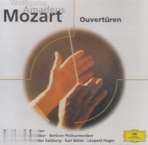 Wolfgang Amadeus Mozart Ouverturen