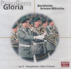 Preubens Gloria Beruhmte Armee Marsche