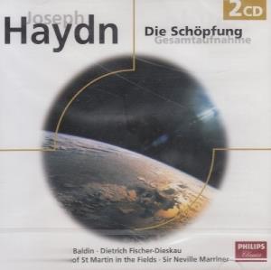 Joseph Haydn Die Schopfung 2 CD