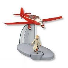 مدل هواپيما جزيره سياه (تنتن) TINTIN 29557