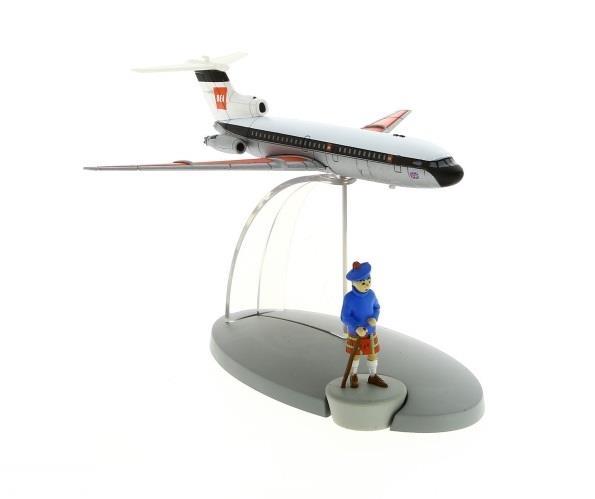 مدل هواپيما جزيره سياه (تنتن) TINTIN 29559