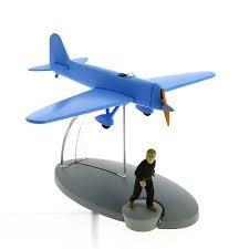 مدل هواپيما ميراث آقاي پامپ (خلبان) TINTIN 29563
