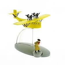 مدل هواپيما گوش شكسته (آلونسو پرز) TINTIN 29565