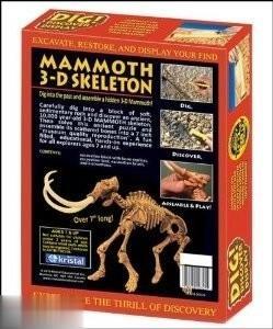 Mammoth 3D 20325