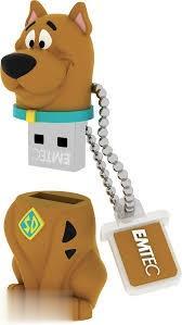 فلش مموری EMTEC HB106 Scooby Doo USB2 16GB