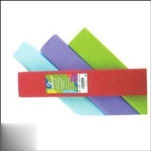 كاغذ كرپ سبز روشن 22 رولي CANSON 1489 40gr