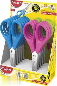 قیچی 13cm رنگی Maped 464212 Essentials