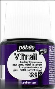 رنگ ويتراي Pebeo 050025 45m Violet 25
