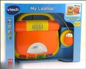 My first laptop 101103