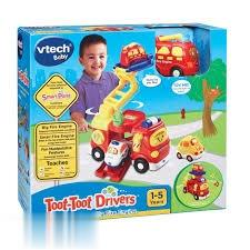 Toot Toot Drivers Big Fire Engine 151303