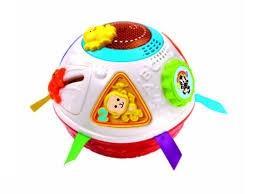 Crawl & Learn Bright Lights Ball 151503