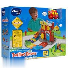 Toot Toot Drivers Fire Station 152813