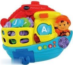 Alphabet Boat 154903