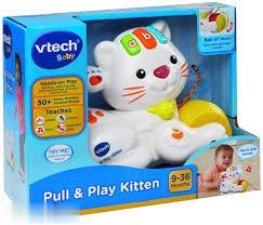 Pull & Play Kitten 158203