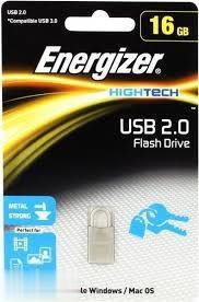 فلش مموری Energizer FUSMTH016R USB2 16GB