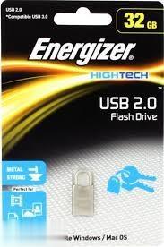 فلش مموری Energizer FUSMTH032R USB2 32GB