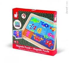 Magnetic Puzzle Happy Fish 08181