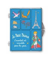 Mini Magnet the Little Prince Blue MEP400