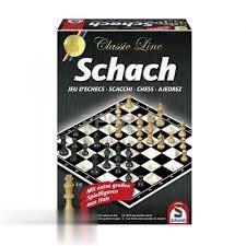 شطرنج كلاسيك Classic Line Schach 1053