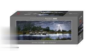 پازل Heye Herd of Elephants 2000pcs 29508