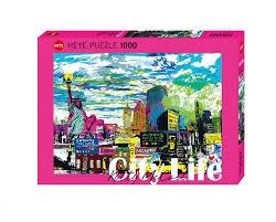 پازل Heye I Love New York 1000pcs 29681