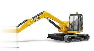Cat Mini Excavator 02456