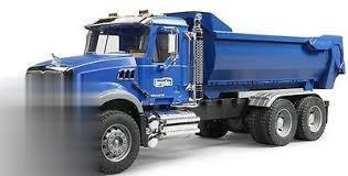 Mack Truck 02823