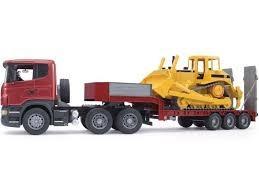 Scania Cat Bulldozer 03555
