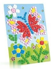 استيكر موزاييكي پروانه 400 عددي Folia 23803
