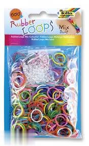 كيت ساخت دستبند 600 عددي رنگي Folia 339609