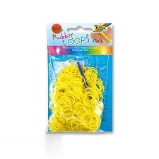 كيت ساخت دستبند 500 عددي زرد Folia 331512