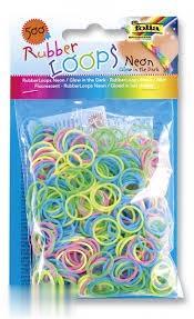 كيت ساخت دستبند 500 عددي رنگي Folia 339599