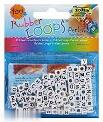 كيت ساخت دستبند حروف انگليسي 100 عددي Folia 33903