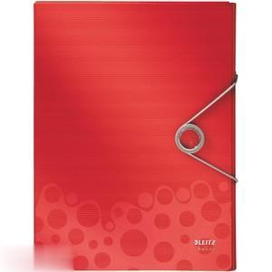 فايلباكس قرمز LEITZ 4568 Bebop