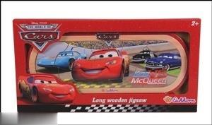 Cars Wooden Puzzle Oval 3263
