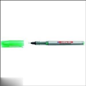 رواننويس سبز نوك پلاستيكي edding 68