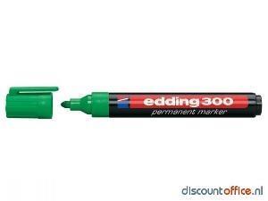 ماژيك سبز نوك گرد edding 300 1.5-3mm 004