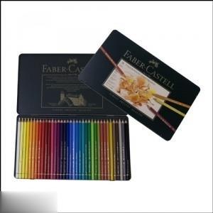 مدادرنگي 36 رنگ پلي كروموس جعبه فلزي 110036