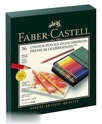 مدادرنگي 36 رنگ FABER CASTELL 110038 Polychromos