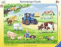 Summer at the Farm 10pcs 61174