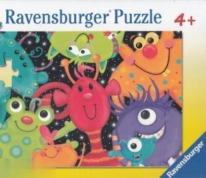 پازل Monster Buddies 60pcs 096169