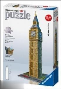 پازل Big Ben London 3D 216pcs 12586