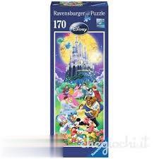 پازل Disney Castle170pcs 15135